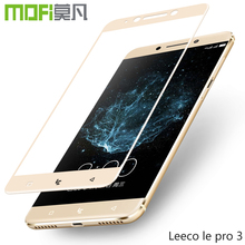 leeco le pro 3 glass tempered le eco 128gb letv le pro3 screen protector film le x720 3pro prime 64gb full cover 5.5 inch mofi