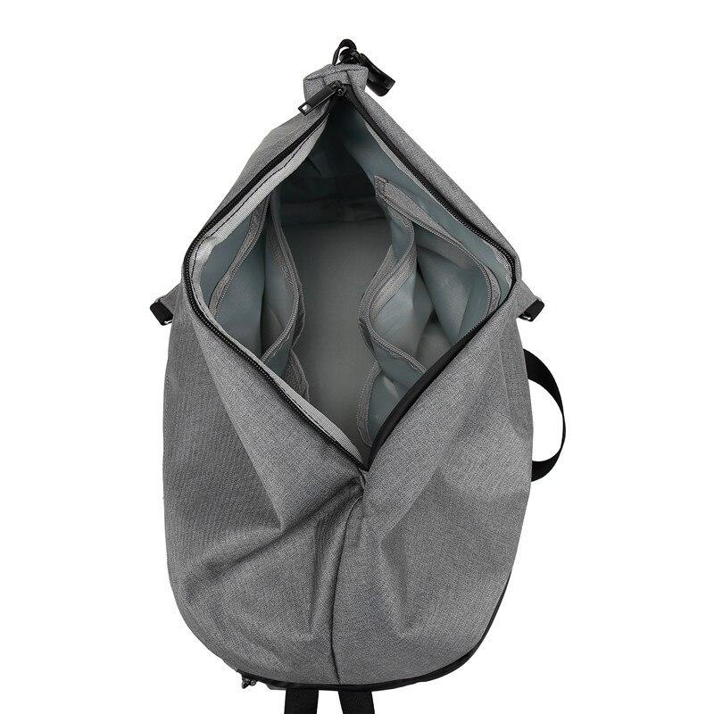 Купить с кэшбэком New USB Charging Backpacks Men Mochila Masculina Korean Bagpack One Shoulder Strap Anti Theft Backpack Women Crossbody Chest Bag