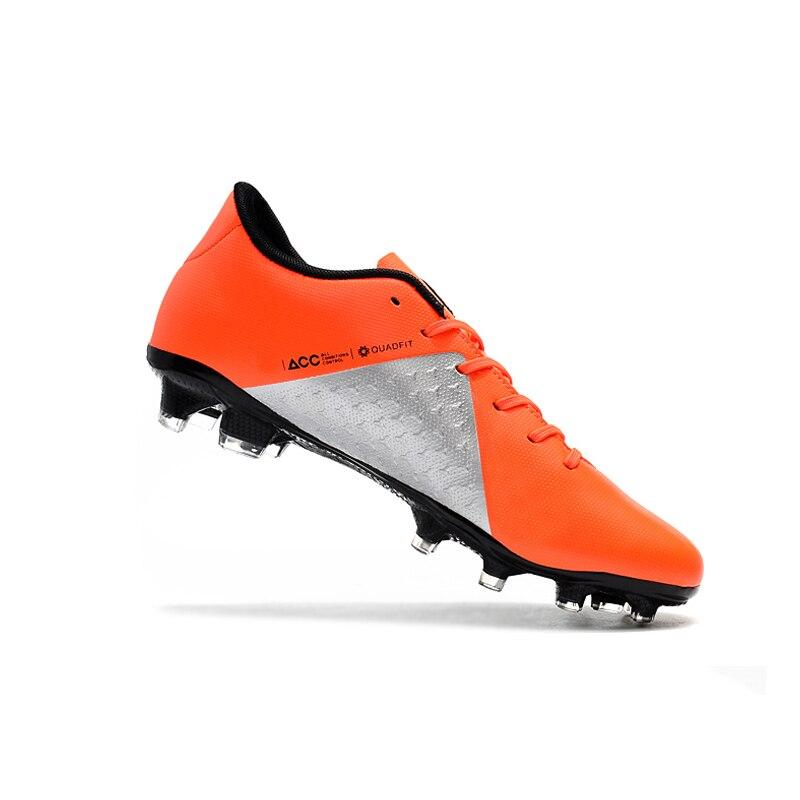 Sufei Long Épi Elite FG Chaussures de Football Chaussures De Football Superfly DF Original En Plein Air Pas Cher Crampons Chuteira Futebol Gros