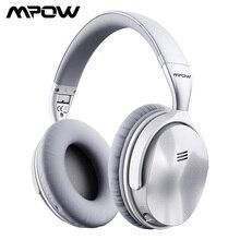 [Upgrade Versie] Originele Mpow H5 Bluetooth Hoofdtelefoon Active Noise Cancelling Draadloze Hoofdtelefoon Met Mic Voor Pc Iphone Xiaomi