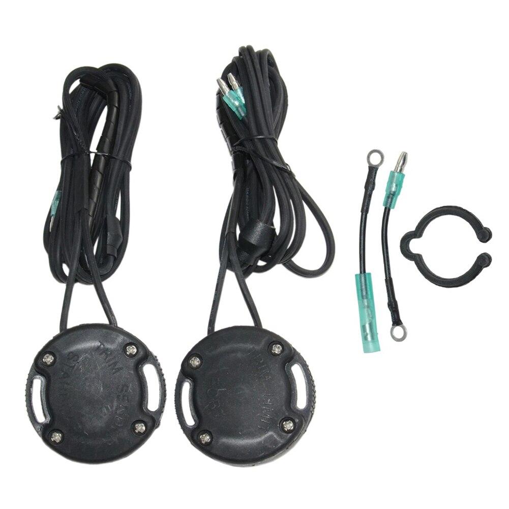 2 pièces unité pratique remplacement Durable inclinaison garniture accessoires Kit Compact 805320A03 expéditeur interrupteur ensemble 805130A2 pour Mercruiser