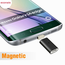 Android Micro USB Magnetic Adapter Charger For Redmi 6A Note 5 Note 6Pro Note 4X Redmi 6Pro S2 4X Redmi 5 Plus 4A 5A USB Cable cheap CANDYEIC Device with USB Charger Qualcomm Quick Charge 3 0 12-24V 2 4A Metal Plastic Charging For iPhone and Android Support