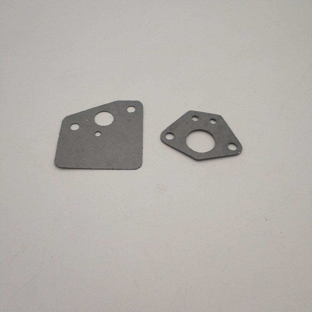 Прокладка подходит для 139F/140F/ 40-5 HONDA GX35 GX31 двухтактный резак триммер для травы запасные части щетка резак карбюратор прокладка