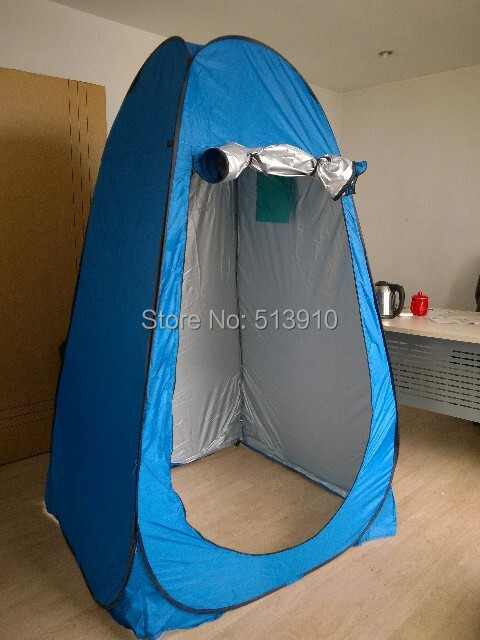 Portable outdoor Shower tent/dreesing tent/toilet tent /photography pop up tent with & Portable outdoor Shower tent/dreesing tent/toilet tent ...