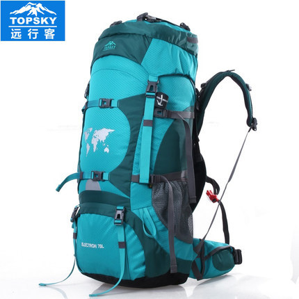 2a6d802d3a Topsky 70L professional climbing Backpack Camping bag sport Men women bag  Internal Frame backpack mochilas sports bags
