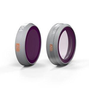 Image 5 - PGYTECH YENI DJI Mavic 2 Zoom UV CPL ND4 Gelişmiş Sürüm Filtre DJI Mavic 2 yakınlaştırma kamerası Lens filtreler