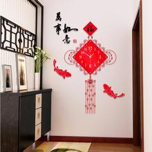 decoration dies Decorative Wall clock The living room of new Chinese art creative clock watch fashion clock quartz decorative cl
