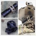 Emerson Tactical FAST Helmet accessories EMERSON FAST Helmet rails Single Clamp EM8807 Dark earth BLACK FG