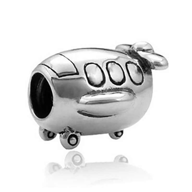 Encantos Fit pulseira contas de prata 925 original para fazer jóias dia dos namorados bijoux jóias de mary poppins zab157