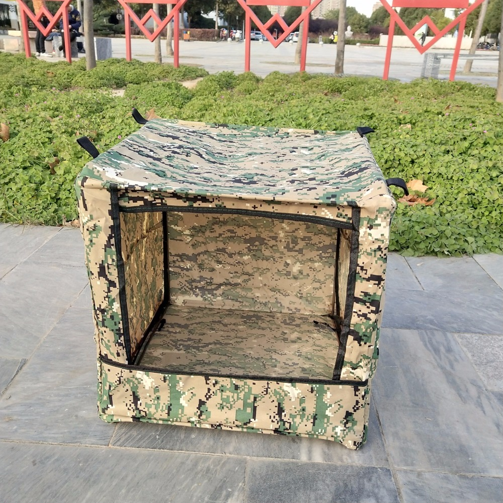 High Quality 40x40cm Square Foldable Target Box Recycle Bow/Arrow Portable Hunting Case Holder for Catapult Practice Target