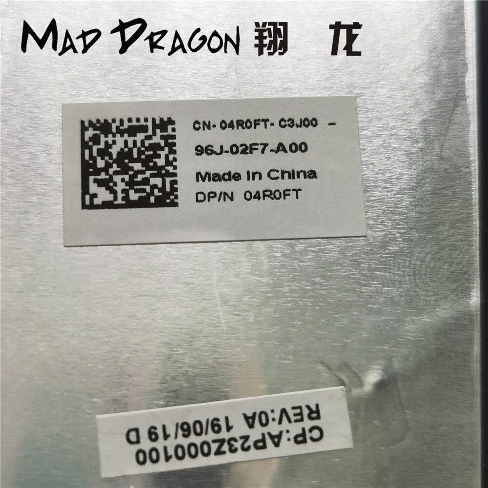 MAD DRAGON marque ordinateur portable nouveau LCD couverture arrière couvercle arrière Top Case noir pour Dell Latitude 3190 E3190 04R0FT 4R0FT AP23Z000100 - 5