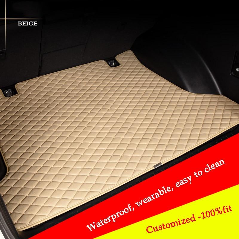 Chery A1 / 3/5 modelləri üçün xüsusi yük layneri Tiggo Cowin - Avtomobil daxili aksesuarları - Fotoqrafiya 5