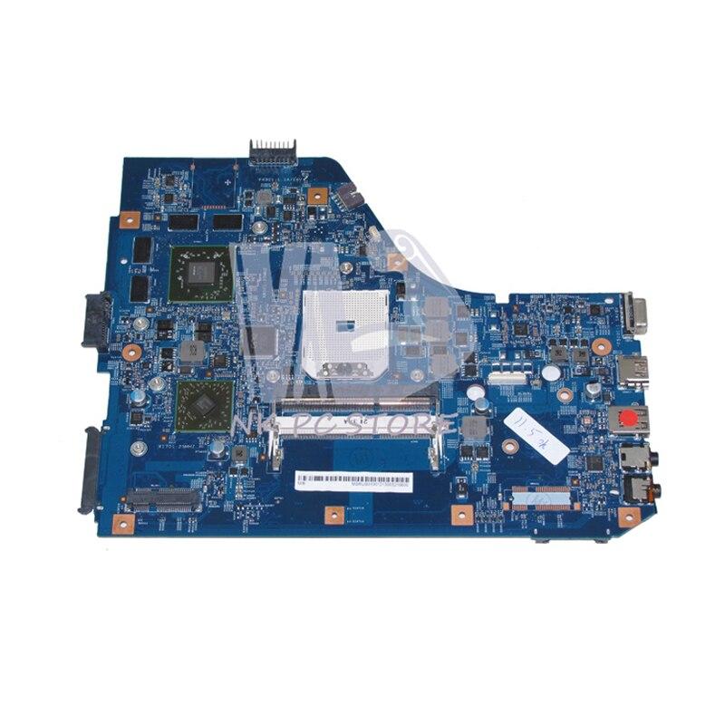 NOKOTION MBRUS01001 MB. RUS01.001 Pour Acer aspire 5560 5560G Mère D'ordinateur Portable 48.4M702.01M Socket fs1 DDR3 HD 6650 M 1 GB GPU