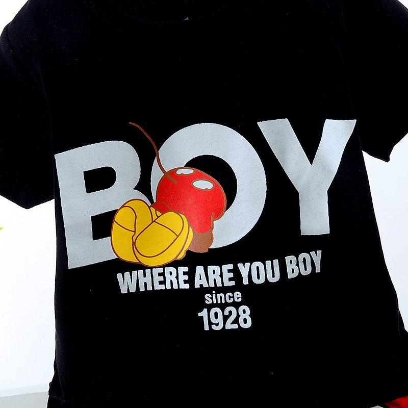 100% medvilnės šaltas kūdikių berniukų drabužių rinkinys - Kūdikių drabužiai - Nuotrauka 5