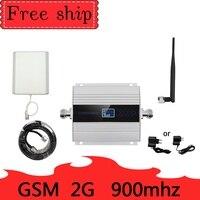 روسيا 2G 900MHz GSM مكرر GSM UMTS 900MHZ إشارة المحمول معززة مكرر هاتف محمول مكبر للصوت 9dbi في الهواء الطلق هوائي