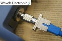 Бесплатная доставка SC женщины к мужчине FC Оптическое волокно-оптический Гибридный адаптер