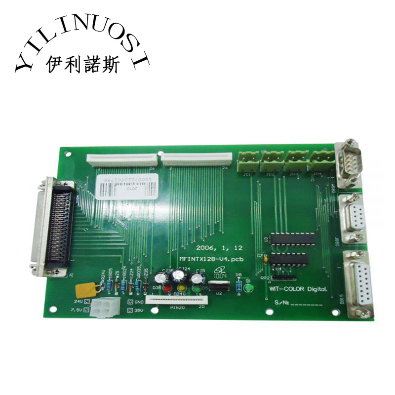 WIT COLOR Ultra 1000 Terminal Board
