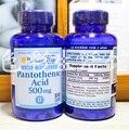 O envio gratuito de Ácido Pantotênico 500 mg 100 caplule