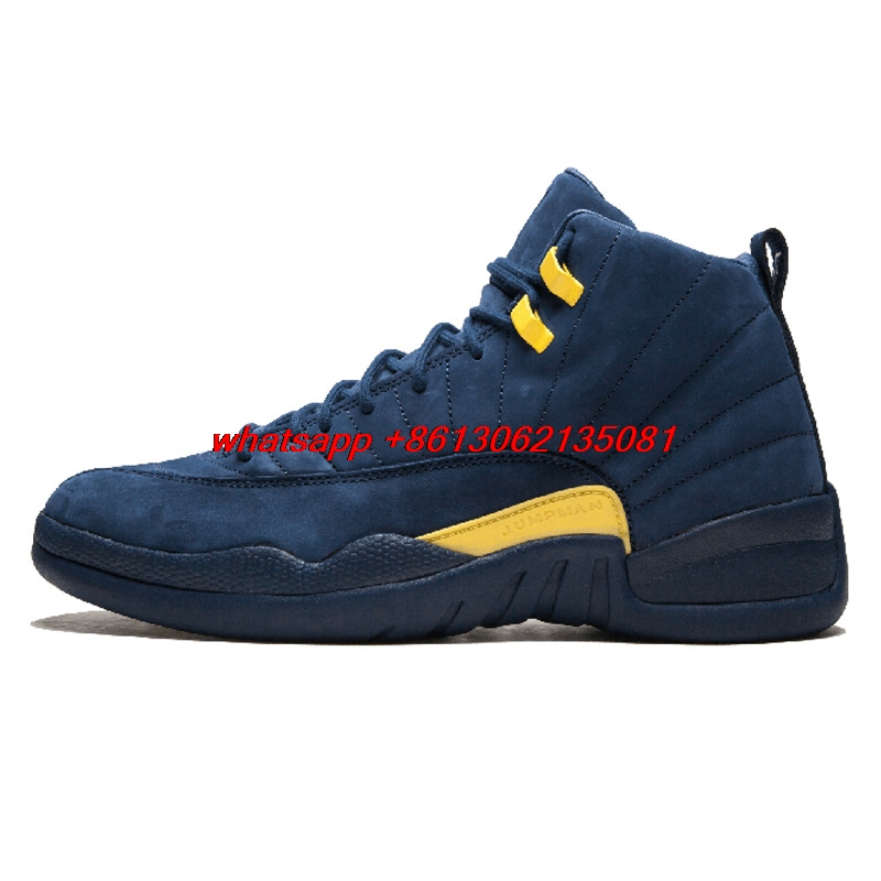 Hot hot Retro 12 Gym red WNTR All Black Basketball shoes Outdoor Sport Sneakers High Cut Lace-up Trainer Shoes New ArrivalHot hot Retro 12 Gym red WNTR All Black Basketball shoes Outdoor Sport Sneakers High Cut Lace-up Trainer Shoes New Arrival