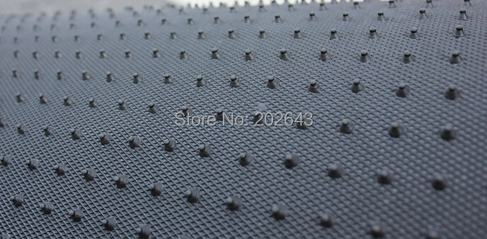 FM001 Auto Fußmatten Teppiche mit PVC wasserdicht Anti-Rutsch-Matte - Auto-Innenausstattung und Zubehör - Foto 5