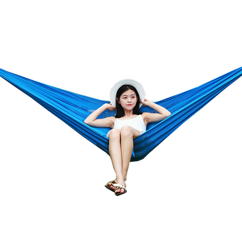 230*160cm Mesh Hammock With Ice Soft Farbic Outdoor Swing Hangmat 230*160cm Hamac Rede Folding Camp Bed Breathable