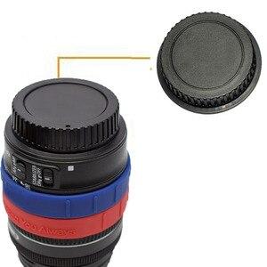 Image 5 - 10pieces camera Rear Lens Cap for Canon 1000D 500D 550D 600D EF EF S Rebel T1i eos Camera