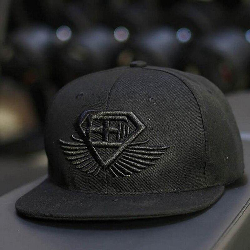 Prix pour 2016 Mens Gym Casquettes de Baseball Marque SWAT Cap SWAT Chapeau Snapback Caps Pour En Plein Air De Mode Réglable Gorras Planas Homme Beau m19