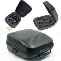 Fashion Standard Edition Headphones Case Earphone Bag Headphone Box For Senheiser HD598 HD600 HD650 Beats Pro
