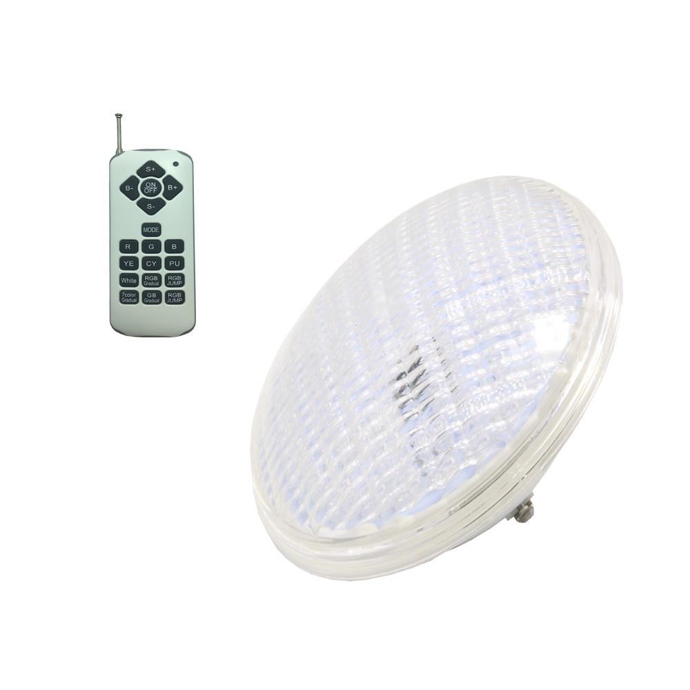 36W 45W 54W RGB Projector PAR56 Piscina Pool Light AC12V Underwater Pond Lighting Warm White Cool White