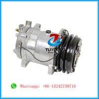 Bomba de ar do veículo Universal SD 5H14 SD508 Vertical 2pk CO 9285C 10106 Compressor Auto AC compressor ac compressor air pump compressor pump -