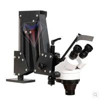 Promotion! Jewelery tools 7X 45X Microscope with stand, Jewelry tool