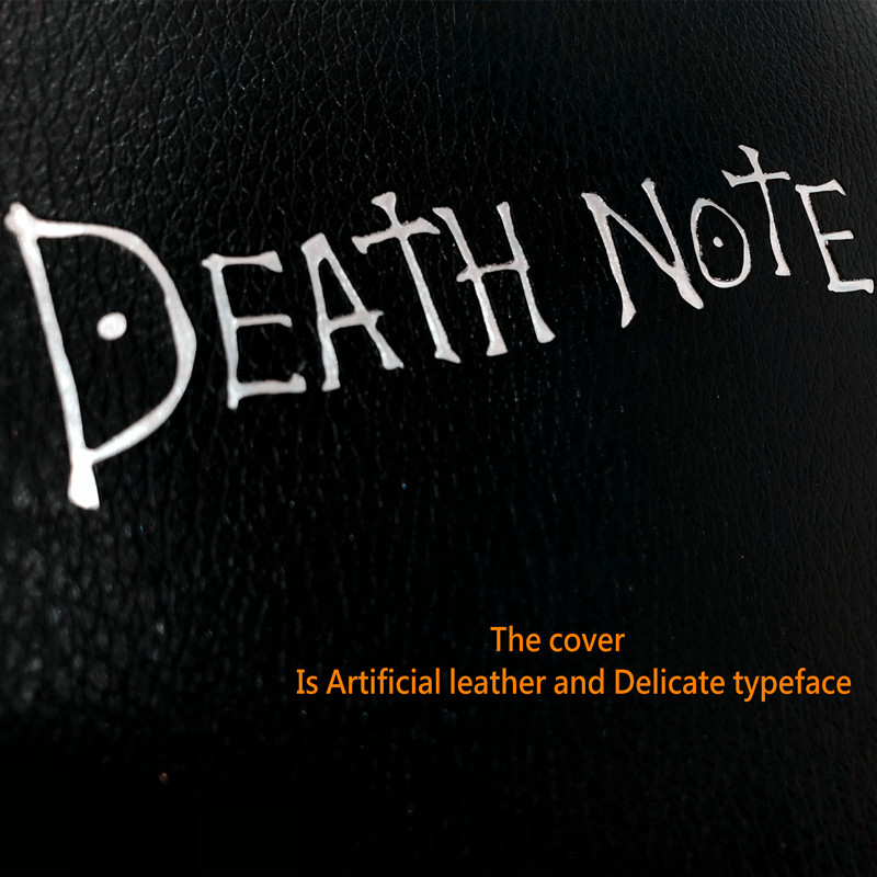 Details about Planner Anime Death Note Book Theme Ryuk Cosplay Notebook  Writing Journal School