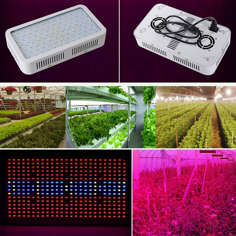 400W Full Spectrum LED Plant Grow Light Vegetable Bloom Lamp for Indoor Medical Garden LB88 бра osgona alveare 702622