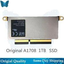 Original Laptop 656-0046B  SSD for Macbook Pro Retina 1TB  A1708 Solid State Disk PCI-E EMC 3164 EMC 2978 2016-2017