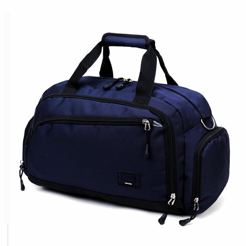 30L Men New Style Fitness Handbag Large Capacity Gym Crossbody Bag Women Yoga Training Bags Outdoor Travel Waterproof Bags