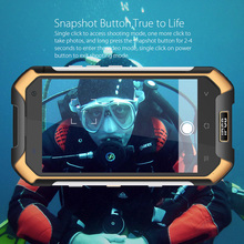 4500mAh Blackview BV6000 IP68 Waterproof  Smartphone Android 6.0 MT6755 Octa-core 2.0GHz 3GB+32GB 13.0MP 4.7″ HD 4G Mobile Phone
