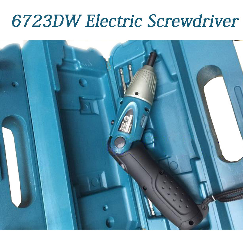 Electric Screwdriver 4.8V Rechargeable Screwdriver Folding Screwdriver 6723DWElectric Screwdriver 4.8V Rechargeable Screwdriver Folding Screwdriver 6723DW