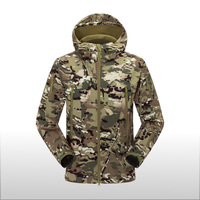 High Quality Lurker Shark Skin Soft Shell Set TAD V4 0 Outdoor Military Tactical Jacket Waterproof