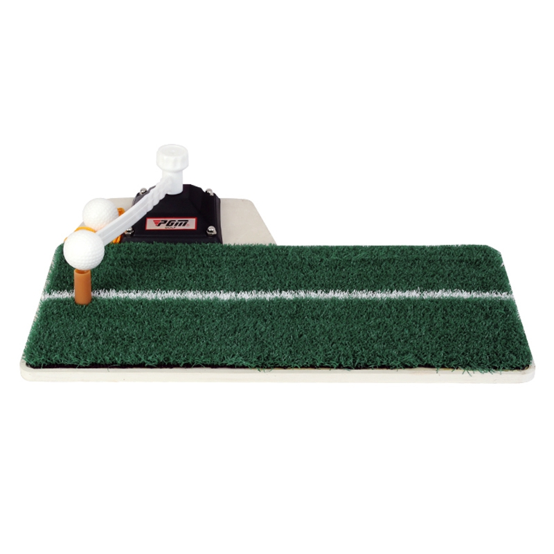 PGM Brand Golf Practice Mat Golf Swing Exercises Foldable Portable Indoor Outdoor Sport Golf Training Hitting Practice Mat golf putting mat mini golf putting trainer with automatic ball return indoor artificial grass carpet