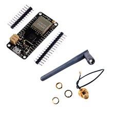 RCmall LoRa32u4 II Lora Entwicklung Bord 868MHz 915MHz IOT Modul LiPo Atmega328 SX1276 HPD13 mit Antenne FZ2865 + DIY0050