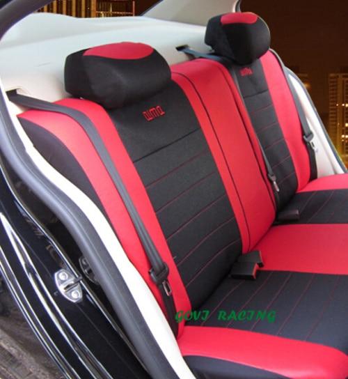 Venta caliente Tela de gamuza de poliéster Funda de asiento de coche - Accesorios de interior de coche - foto 4