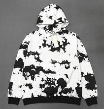 Новинка Осенние Теплые черные белые толстовки kpop v образный