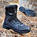 TTGTACTICAL Hombres Ultraligeros Botas de Combate Del Ejército SWAT Botas de Asalto Repelente Al Agua Deber Zapatos Militares Del Desierto