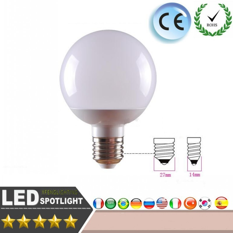 E27 Led Lamp Led Bulb Ac85-265v 7w Lampada Led Bombillas Table Lamp Light Bulbs Cold White Light Home Decor Energy Saving To Have A Unique National Style Light Bulbs