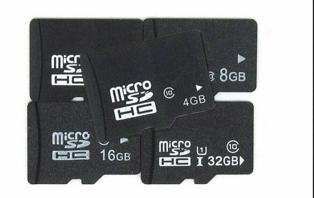 100% real capacity Micro SD Card 32GB Class10 High Speed Memory Card 16GB 128GB 64GB Cartao de Memoria Carte SD Tarjeta Blister