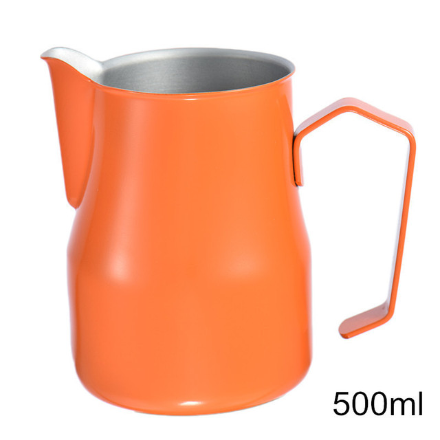 Coffee Pitcher Stainless Steel Milk Jug