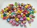 15 unids 100% diferentes Tienda de kines Resina Anime Muñeca. Tienda de la familia de Dibujos Animados juguetes rey popular muñeca juguetes para niños regalo 2-4 cm