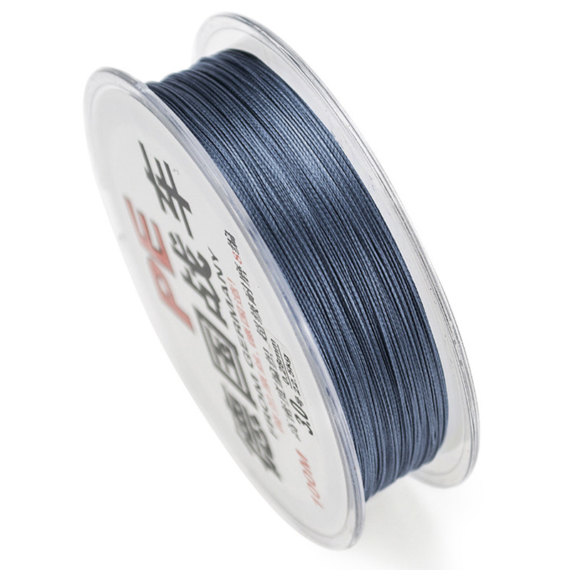 Image 5 - Wholesale 4/8 Strands High Strength Corrosion Resistant Multifilament PE Braided Fishing Line 100m Outdoor Sea Fishing Parts-in Fishing Lines from Sports & Entertainment