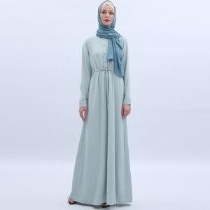 Abaya Dubai Arabic Muslim Hijab Sukienka Maxi Dress Long Abayas Women Burqa Caftan Kaftan Elbise Eid Morrocan Turkish Dresses