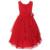 Niñas Vestido de la Princesa 2017 Muchachas Del Verano de Fiesta de Cumpleaños Vestido de Niña de las Flores Para Bodas Niños Traje Ropa de Los Niños de 11 Año